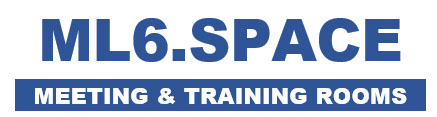 ML6 Space - Meeting & Training Room Logo
